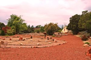 Medicine Wheel Four Elements Ceremony