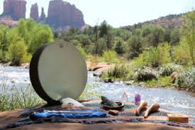 Add-on session with Sedona Vortex Adventures Drumming Ceremony