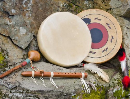 The Power of Shamanic Drumming