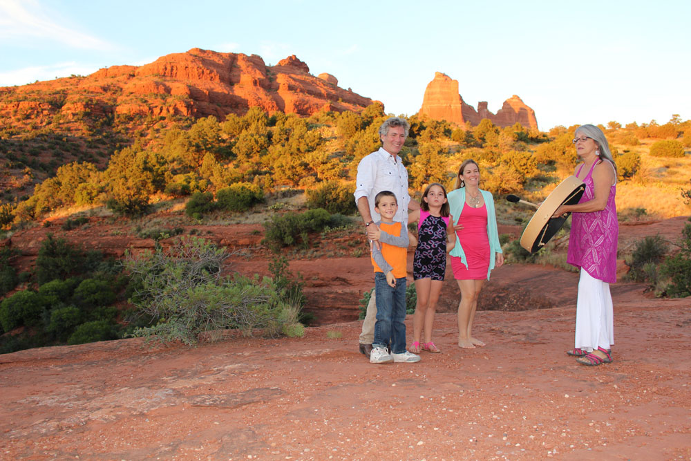 Family Adventure in the Red Rocks of Sedona