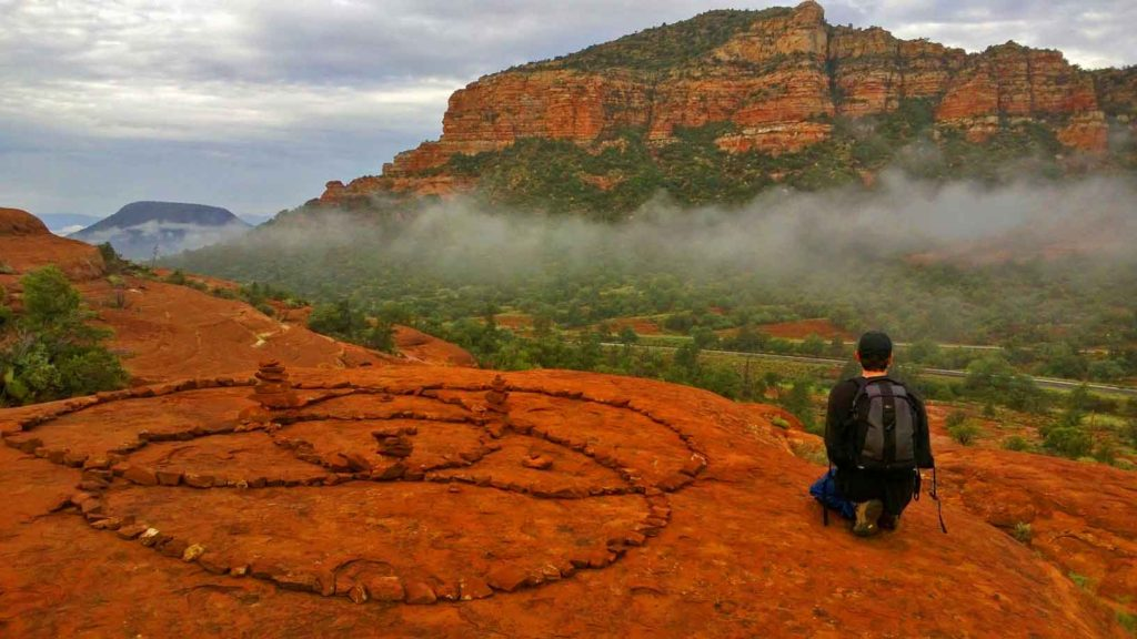 Medicine Wheel Ceremonies in the Red Rocks