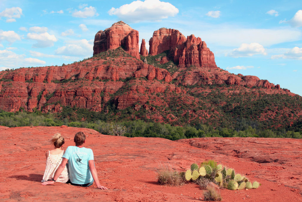 Re-Commiting Your Love in the Red Rocks of Sedona