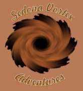 Sedona Vortex Adventures Logo