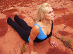 Hatha Yoga In the Red Rocks of Sedona