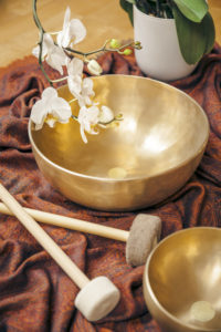 Chakra Clearing with Tibetan Bowls