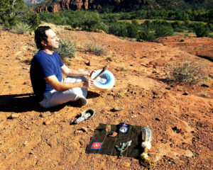 Sedona Vortex Adventures Sacred Land Journey Chakra Balancing Session