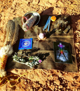 Sedona Vortex Adventures Third Eye Chakra Ceremony