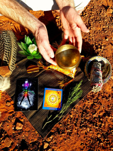 Sedona Vortex Adventures Solar Plexus Ceremony