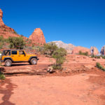 Take a jeep tour in Sedona