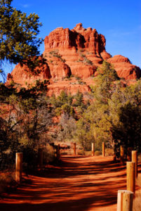 Bell Rock Vortex in Sedona