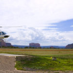 Helicopter tours in Sedona to view the sacred red rock vortexes