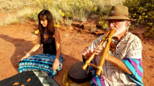 Sedona Vortex Adventures Ceremony