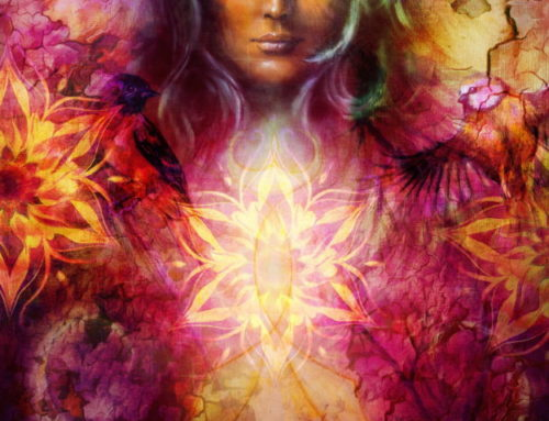 The chakra system for self awareness