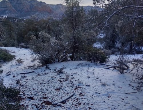 What's Winter Like in Sedona?