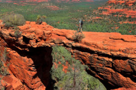Hike Devils Bridge in the Red Rocks of Sedona