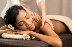 Deluxe Body Massage on Your Spa Day Package