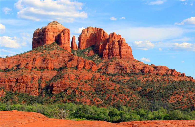 Sedona Vortex Tours Baldwin Trail by Cathedral Rock