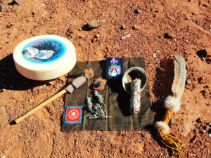 Sedona Vortex Adventures Root Chakra Ceremony