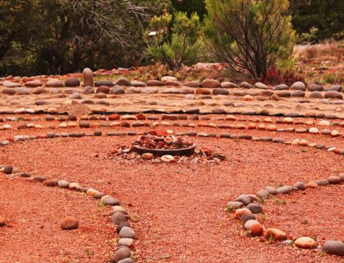 Labyrinth Walking – Meditation Within