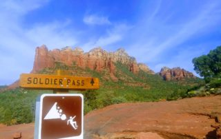 sedona vortex red rocks