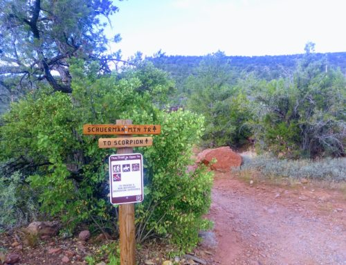 On Your Own: Scorpion Trail & Pyramid Trail
