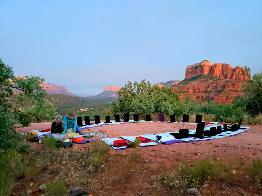 Night Sky Adventure Sedona Tour